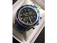 Omega mens watch (15 in stock) can deliver TODAY BOXED AUTOMATICS