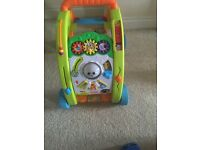 Little tikes 3 in 1 walker with lights and sounds