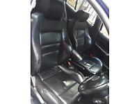 VW GOLF MK4 FULL SET OF RECARO LEATHERS! 1.8T 1.9 GT TDI