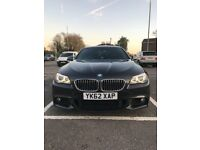 BMW 520d Grey 2012 5 Door Saloon