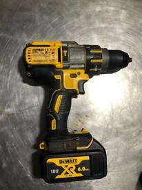 Dewalt dcd995 brushless drill