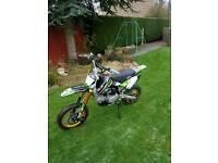 140cc pit bike 86cm