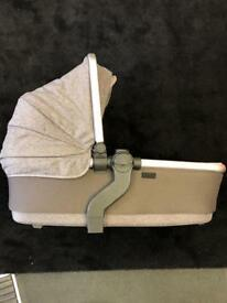 Silver cross carrycot