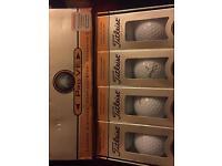 Doz boxed new Pro V1 golf balls