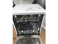Beko dishwasher never used ex display model