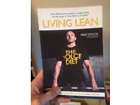 Mike Dolce, the docket living lean diet book and cook book, mma