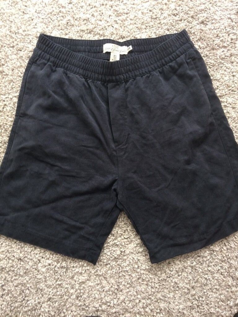 8ef1d0b38ec LOGG by H&M new mens summer shorts size 33
