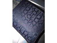 100% Authentic Calvin Klein Monogram Wallet