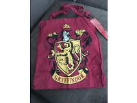 Harry Potter Gryffindor bag (new with tags)