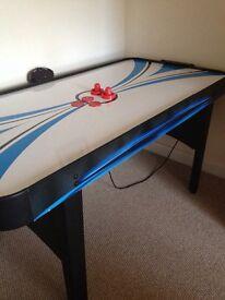 Air Hockey & Table Tennis set