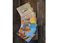 Scottish Heinemann Maths workbooks NEW UNUSED full set homeschool education