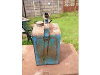 Vintage fuel cac