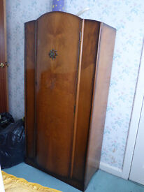 Pre 1957 Bedroom Furniture. Ideal for anyone who loves old furniture.