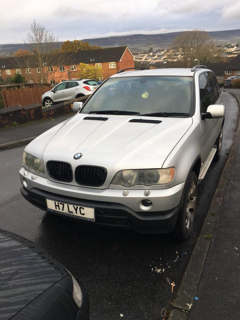 BMW X5 3.0i 2001 Private Plate..