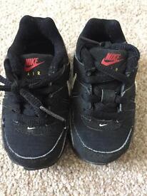 Children's Nike Air Max size 5