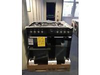 Flavel 90cm Duel Fuel Range Cooker