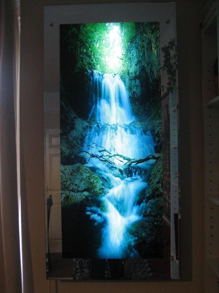 Secret Waterfall Animated Wallpaper Desktopanimated You