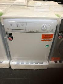 NEW hotpoint condenser dryer - 1 year warranty