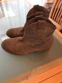 Next size 2 boots