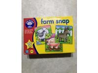 Orchard Toys - Farm Snap