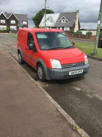 Ford transit connect 12 months mot