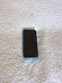 IPHONE 5 C (BLUE) (NEEDS REPAIRS)
