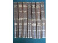 14 Charles Dickens Book Set. Collection of Odhams Press Books.