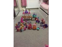 My little pony toy bundle