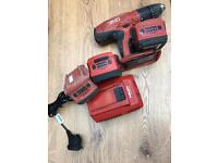 Hilti Cordless drill with 3battery