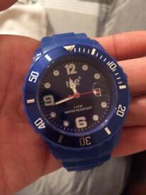 Ice Watch in blue
