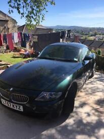 BMW Z4 3l auto