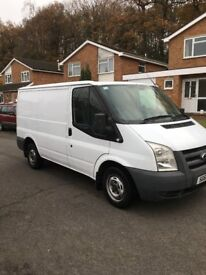 LATE 2011/61 FORD TRANSIT 2.2 TDCI 85 PS 5 SPEED FWD T280 MOT SEP 18 JUST COME OFF LONG TERM HIRE