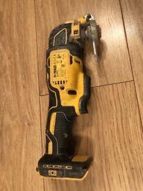 Dewalt multi tool spares or repairs
