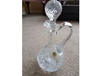 Crystal jug