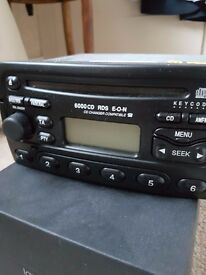 Ford 6000 CD Player Focus / Mondeo / Connect / Transit