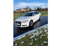2012, White Audi, A6 2.0L SE - EXCELLENT CONIDITION!