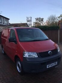 2004 VW T5 Transporter, great van, very reliable, 1 year m.o.t.