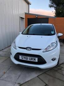 Ford Fiesta 1.6 Metal Special Edition