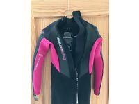 Kids C-Skins Wetsuit XL/12 - Pink