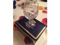 Thomas Webb crystal glass