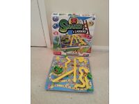 3D Snakes & Ladders board Game, all complete, good condition