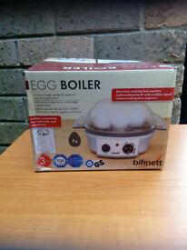NEW Egg Electric BOILER Cooker