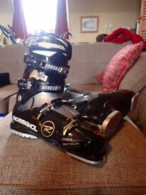 Rossignol A80 Sensor Ski Boots Mondo 29.5 (9-10.5UK)