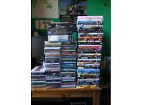 Music & DVD & Games car boot job lot