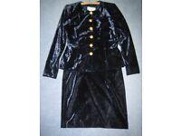 Ladies Classic Jacket & Skirt Suit