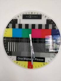 WALL CLOCK FROM NEXT