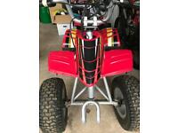 Razor Dirt Quad Bike with New Battery