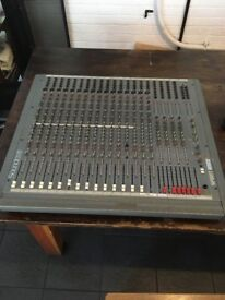 SOUNDCRAFT SPIRIT STUDIO 24 CHANNEL MIXER