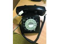 Old fashioned digital phone