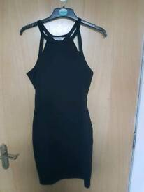 Black Miss Selfridge Dress size 12